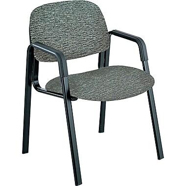 Safco Cava Urth Nylon Guest Chair, Gray (7046GR)