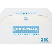 Premium Half-Fold Toilet Seat Covers, 250 Covers/Box, 4 Boxes/Carton