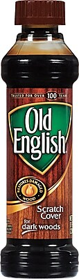 Old English Furniture Scratch Cover, Citrus, 8 oz.