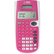 Texas Instruments® TI-30XS MultiView™ Scientific Calculator, Pink
