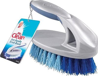 Mr. Clean® Iron Handle Scrub Brush