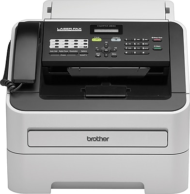 brother intellifax high speed laser fax machine 2840 staples rh staples com brother intellifax 4750e user manual brother intellifax 4750e service manual