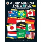 Carson-Dellosa A Trip Around the World Resource Book