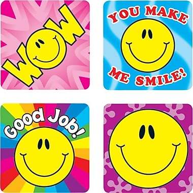 Carson-Dellosa Smile Fun Motivational Stickers