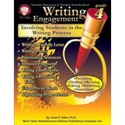 Mark Twain Writing Engagement Resource Book, Grade 4