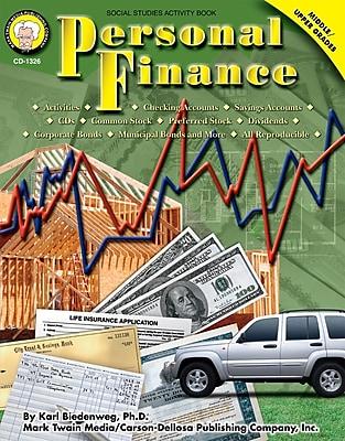 Mark Twain Personal Finance Resource Book