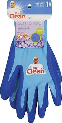 Mr. Clean® Gloves, Foam Shield