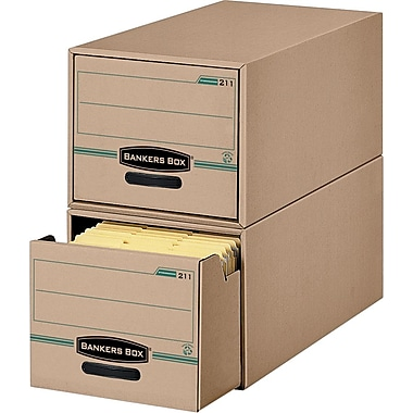Bankers Box® Recycled Stor/Drawer® Letter-Size Storage Drawer (211)