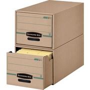 Bankers Box® - Boîtes de rangement recyclées Stor/Drawer®, format lettre