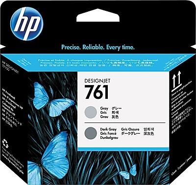 HP 761 Gray/Dark Gray Printhead (CH647A)