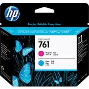 HP 761 Magenta/Cyan Printhead (CH646A)