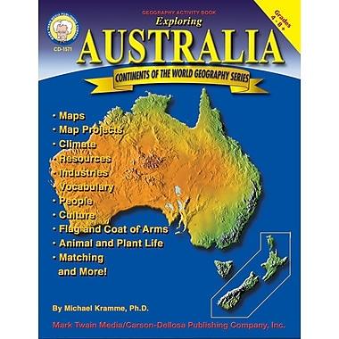 Mark Twain Exploring Australia Resource Book, Grades 4 - 8+