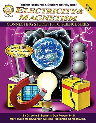Mark Twain Electricity & Magnetism Resource Book