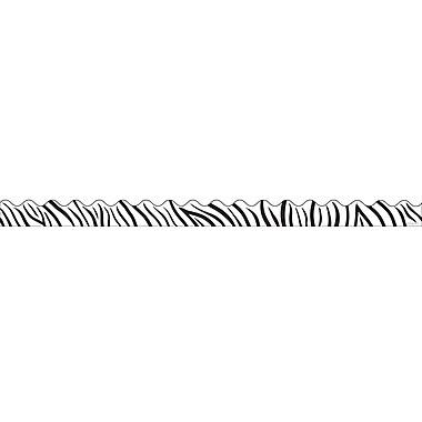 Carson-Dellosa Zebra Print Borders