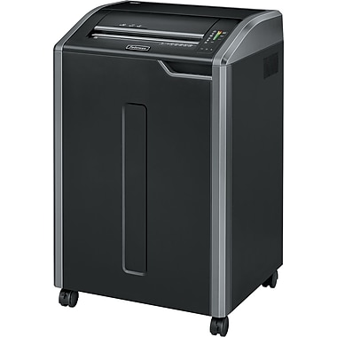 Fellowes® Powershred® 485Ci 100% Jam Proof Cross-Cut Shredder