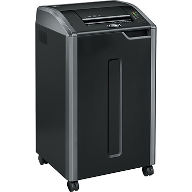 Fellowes Powershred 425i 38-Sheet 100% Jam Proof Strip-Cut Shredder
