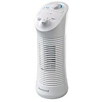 Honeywell HY-204 Mini Tower Fan with Febreze (White)