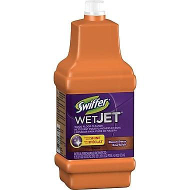 Swiffer WetJet Wood Floor Cleaner Refill