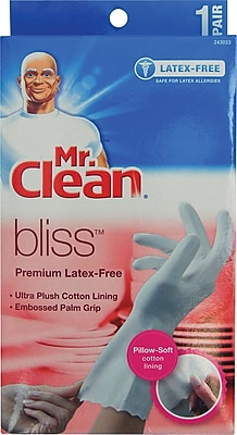 Mr. Clean® Gloves, Bliss™, Large