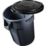 Rubbermaid® BRUTE Utility Container and Lid