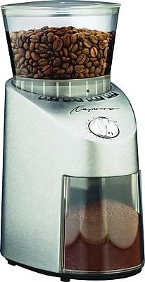 Capresso Infinity Conical Burr Grinder, Commercial Grade