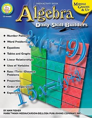 Mark Twain Algebra Resource Book