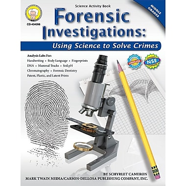 Mark Twain Forensic Investigations Resource Book