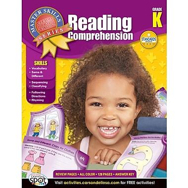 American Education Reading Comprehension Workbook, Grade K
