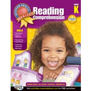 American Education Reading Comprehension Workbook, Grade K