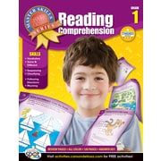 American Education Reading Comprehension Workbook, Grade 1