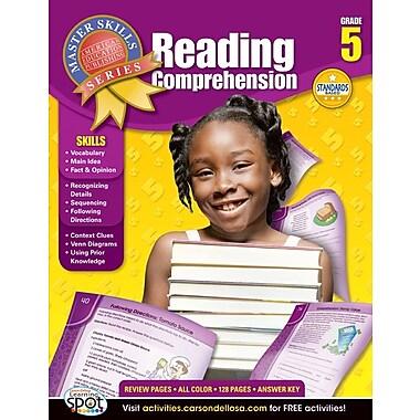 American Education Reading Comprehension Workbook, Grade 5
