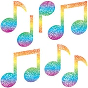 Carson-Dellosa Music Notes Dazzle™ Stickers