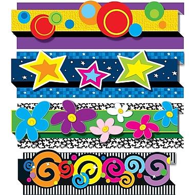 Carson-Dellosa Decorative Designs Pop-Its™ Border Set