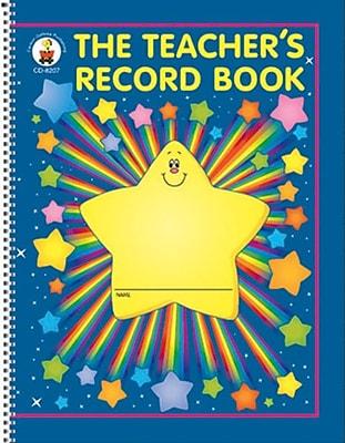 Carson-Dellosa The Teacher's Record Book