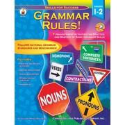 Carson-Dellosa Grammar Rules! Resource Book, Grades 1 -2