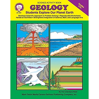 Geology Resource Book, Grades 5 - 8+