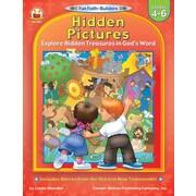 Carson-Dellosa Hidden Pictures Resource Book, Grades 4 - 6