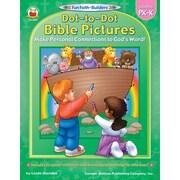 Carson-Dellosa Dot-To-Dot Bible Pictures Resource Book, Grades PK - K