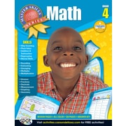 American Education Math Workbook, Grade 4
