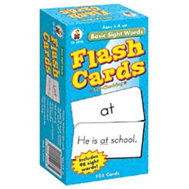 Carson-Dellosa Basic Sight Words Flash Cards