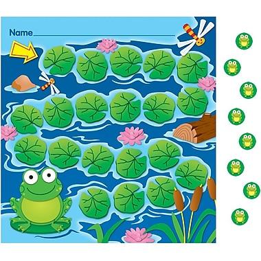 Carson-Dellosa Frog Incentive Charts