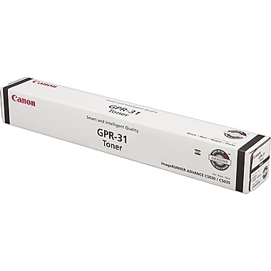 Canon GPR-31 Black Toner Cartridge (2790B003AA)