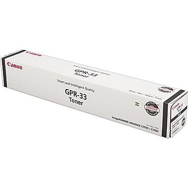 Canon GPR-33 Black Toner Cartridge (2792B003AA)
