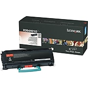 Lexmark X264H21G Black High Yield Toner Cartridge