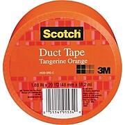 "Scotch® Duct Tape, 1.88"" x 20 yds., Tangerine Orange (920-ORG-C)"