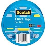 """Scotch® Duct Tape, 1.88"""" x 20 yds., Blue (920-BLK-C)"""