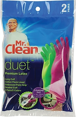 Mr. Clean® Gloves, Duet™, Large