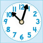 Ideal School Supply Small Clock Dial