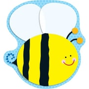 "Carson Dellosa Bee Notepad 8"" x 6"", Blue/Yellow (151012)"