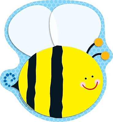 Carson Dellosa Bee Notepad 8